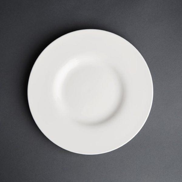"Lumina Extra Wide Rim Plate - 230mm 9"" (Box 6)-0"