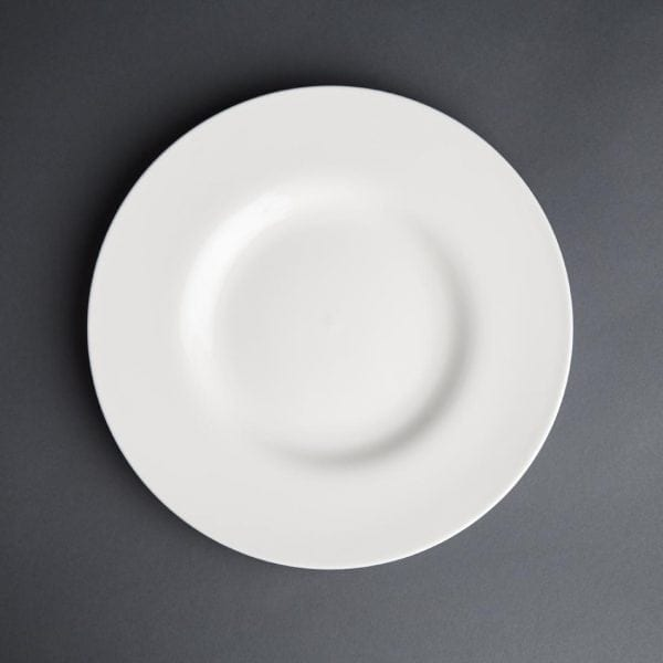 "Lumina Extra Wide Rim Plate - 285mm 11 1/2"" (Box 4)-0"