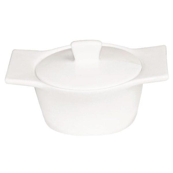 Lumina Winged Casserole Dish - 50ml 1.5oz 95x70x55mm (Box 6)-0