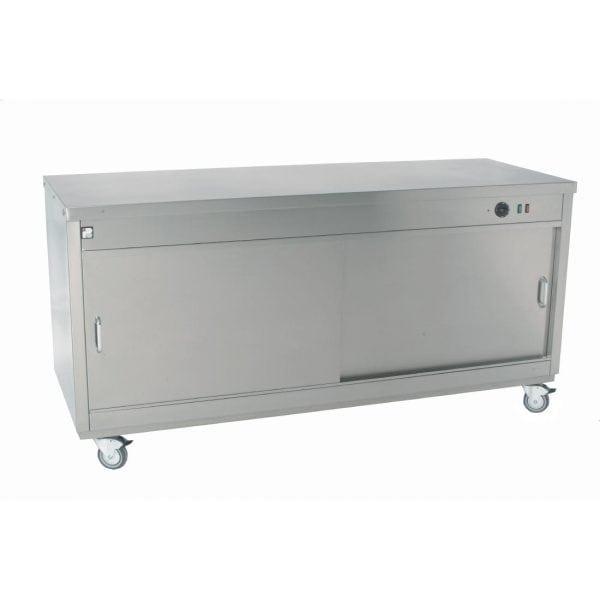Parry Sliding Door Hot Cupboard 450 Plates - 15kW (Direct)-0