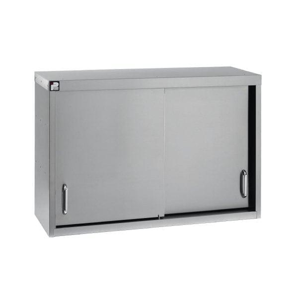 Parry Sliding Door Wall Cupboard 900mm Wide (Direct)-0