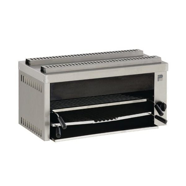 Parry Salamander Grill 590mm Wide LPG Gas (Direct)-0