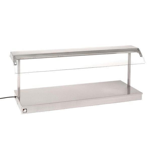 Parry Electric Heated Quartz Lamp Display Unit Base 400W + 3 x500W Lamps(Direct)-0