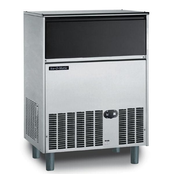 Ice-O-Matic Ice Machine Max 93kg Output 50kg Storage Bin w/Int Drain Pmp(Direct)-0