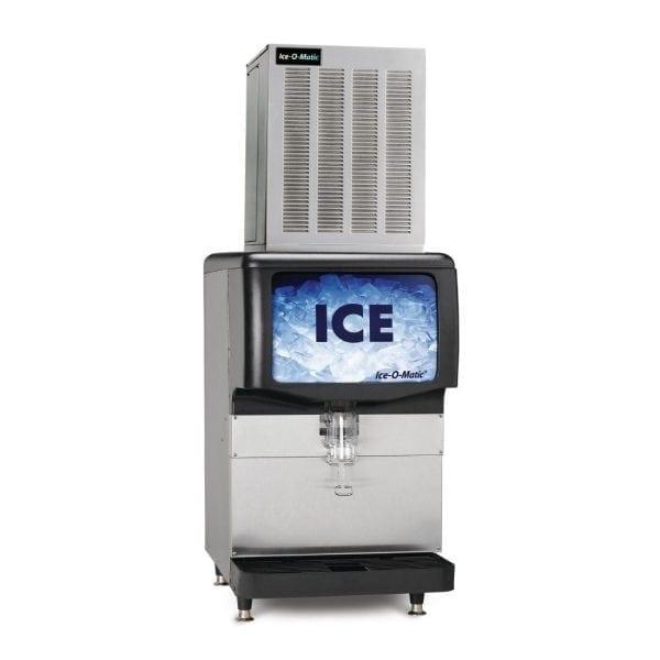 Ice-O-Matic Modular Nugget Ice Machine Max 318kg Output (Direct)-0