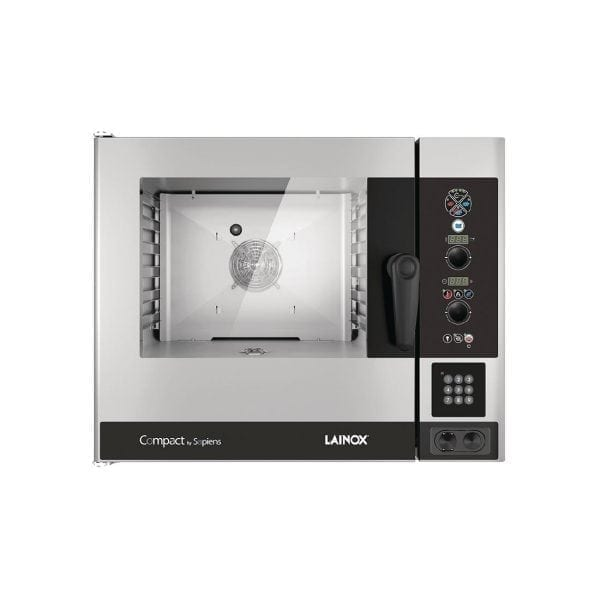 Lainox Compact 6 x 1/1 GN Manual Assisted Cooking Boiler Oven 3 Phase (Direct)-0