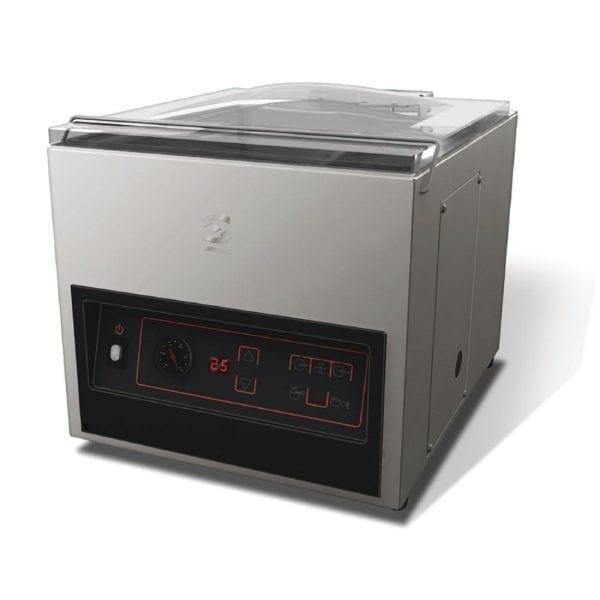 Sammic 8m/hr Time-Controlled Vacuum Pack Machine 314mm Sealing Bar (Direct)-0