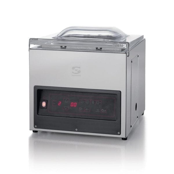 Sammic 10m/hr Sensor-Controlled Vacuum Pack Machine 314mm Sealing Bar (Direct)-0