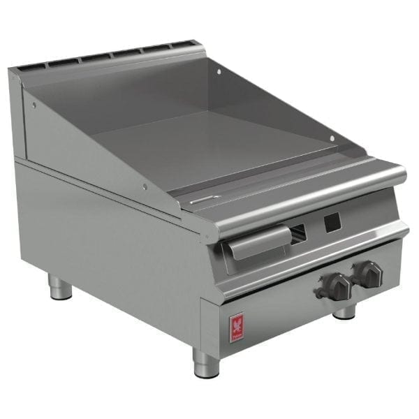 Falcon Dominator Plus 600mm Wide Smooth Griddle NAT (Direct)-0