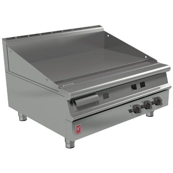 Falcon Dominator Plus 900mm Wide Smooth Griddle LPG (Direct)-0