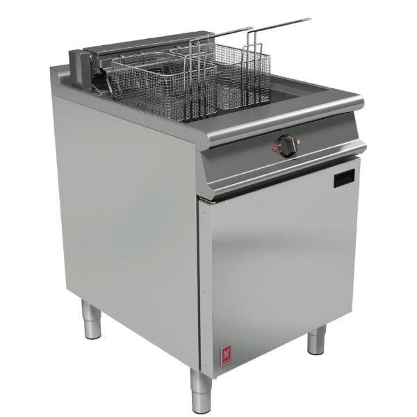Falcon Dominator Plus Twin Basket Electric Fryer (Direct)-0