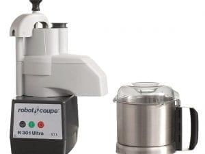 Robot Coupe R301D Ultra Food Processor/Veg Prep Attachment - 3.7Ltr-0