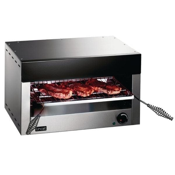Lincat Salamander Grill with Toast Rack & Grill Pan 310Hx575Wx380D 3kW (Direct)-0