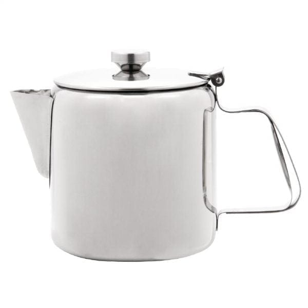 Olympia Concorde Coffee Pot St/St Mirror Finish - 1400ml 48oz-0