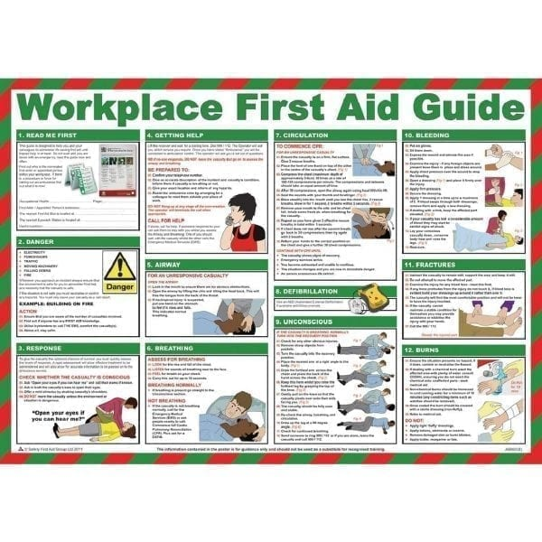 Workplace First Aid Guide-0