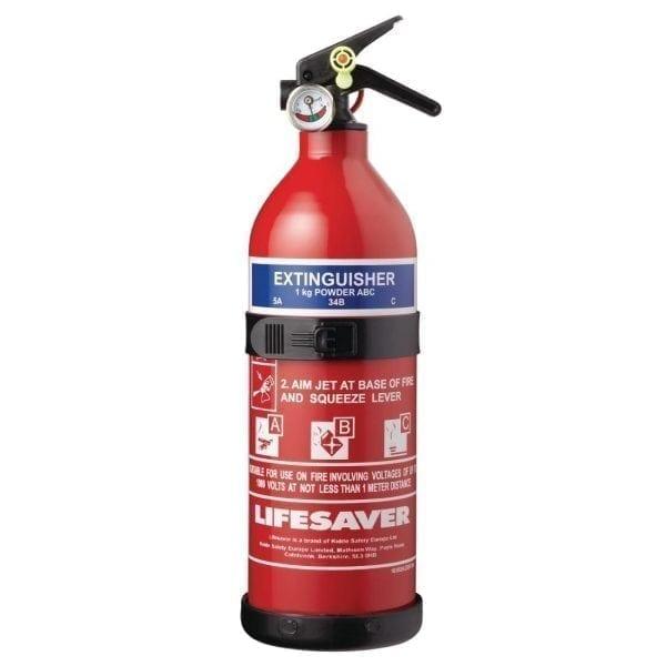 Multi-Purpose ABC Fire Extinguisher - 1Kg-0