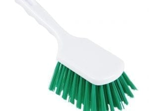 Hand Brush Stiff Green - 265mm