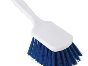 Hand Brush Stiff Blue - 265mm