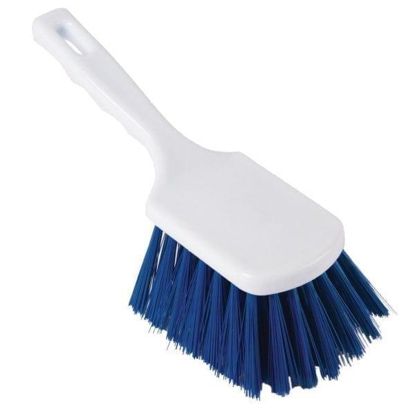 Hand Brush Stiff Blue - 265mm