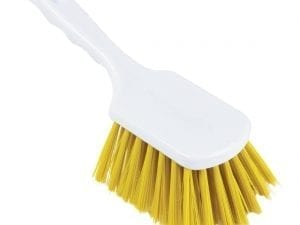 Hand Brush Stiff Yellow - 265mm