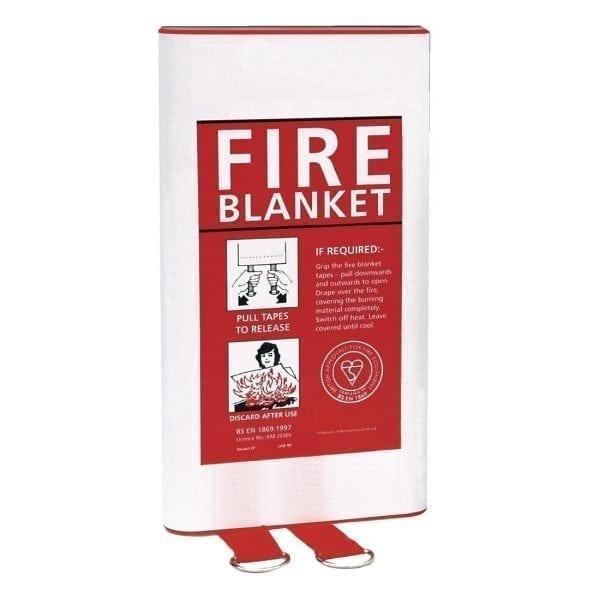 Fire Blanket - 1.0x1.0m-0