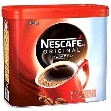 Nescafe Coffee Powder - 750g Tin
