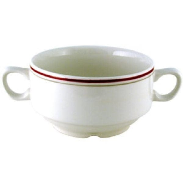 Clyde Soup with Handles 14oz (Box 24) (Direct)-0