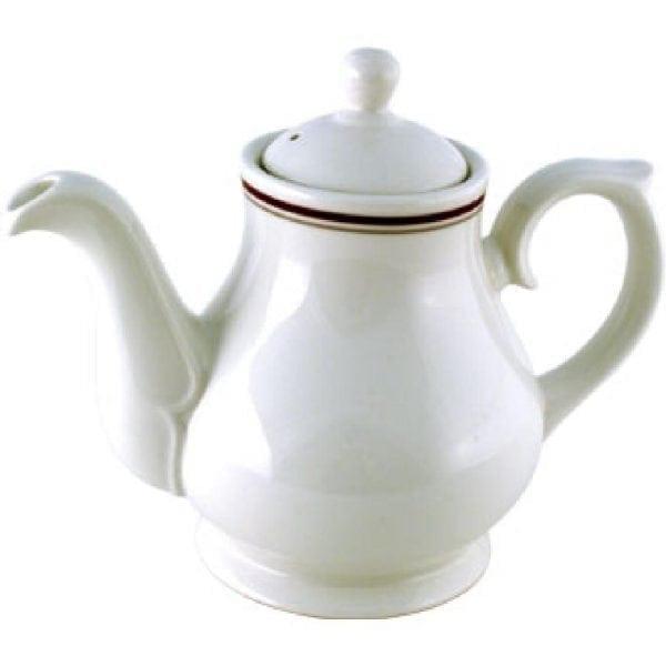 Clyde Tea/Coffee Pot 4cup 30oz (Box 4) (Direct)-0