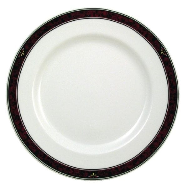 "Venice Classic Plate 8"" (Box 24) (Direct)-0"
