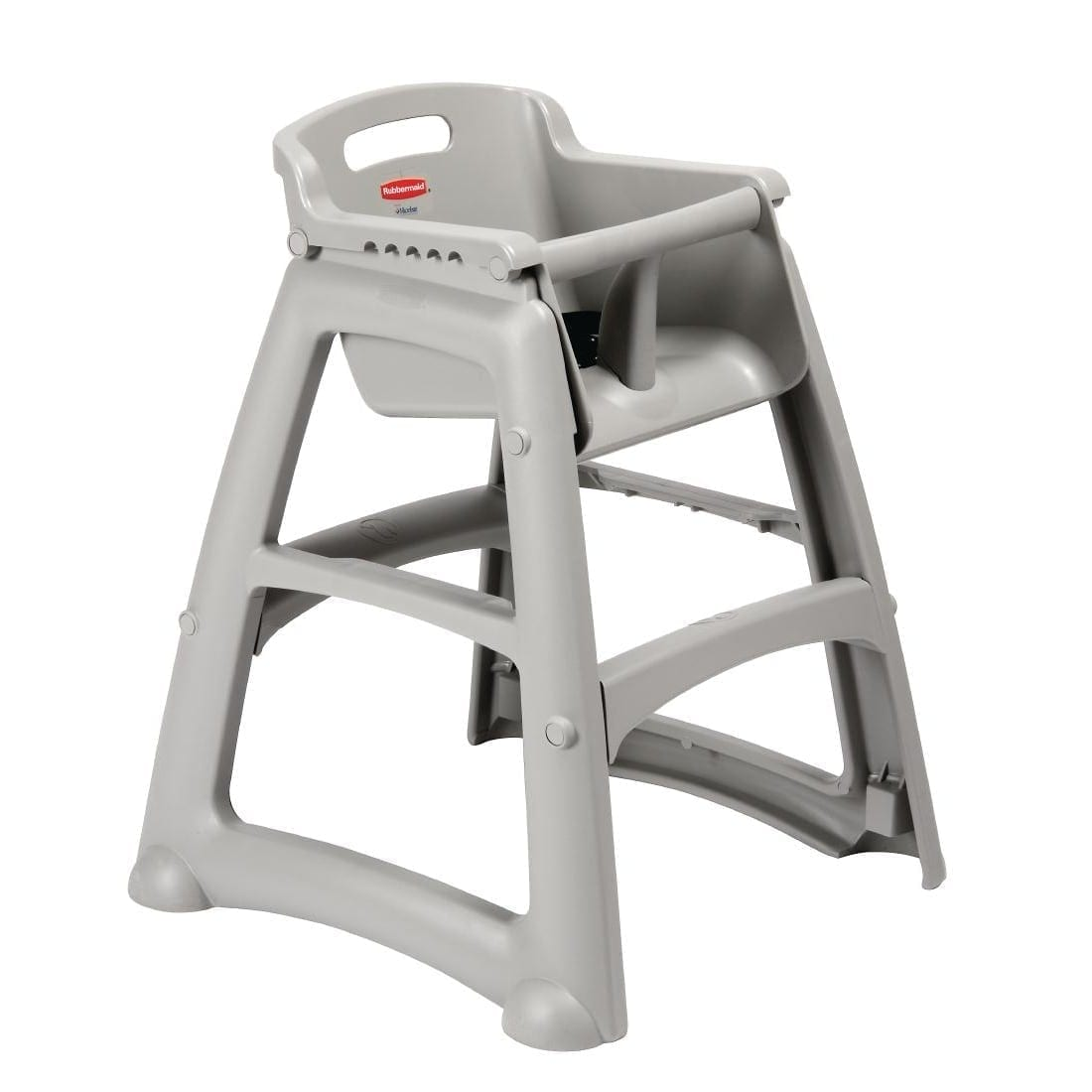 Rubbermaid Sturdy Chair Youths Seat Platinum-0