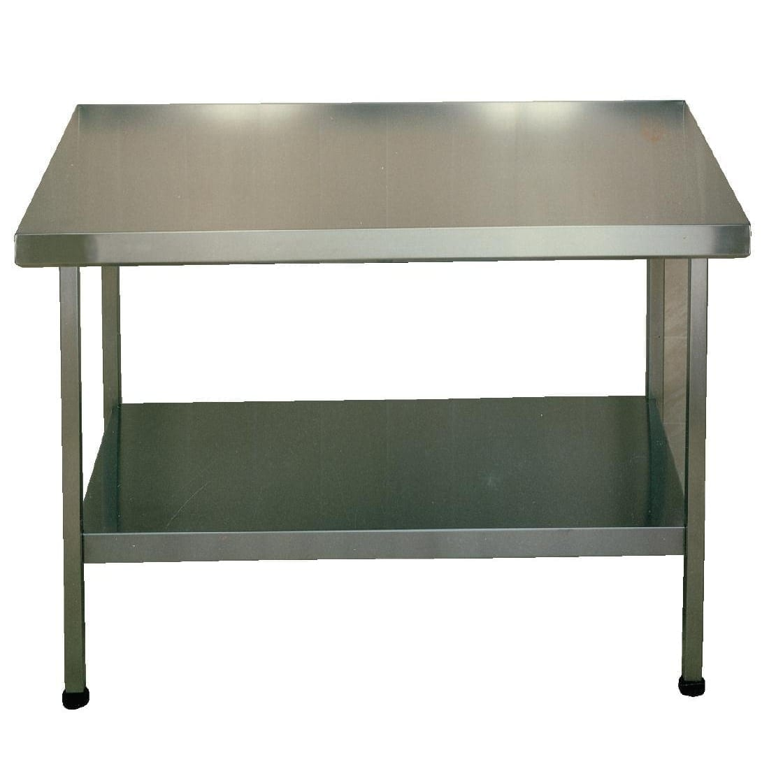Sissons Centre Table St/St - 900x650mm (Direct)-0