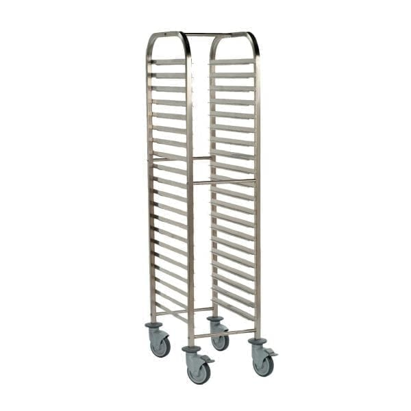 Bourgeat GN Racking Trolley - 20 Level-0