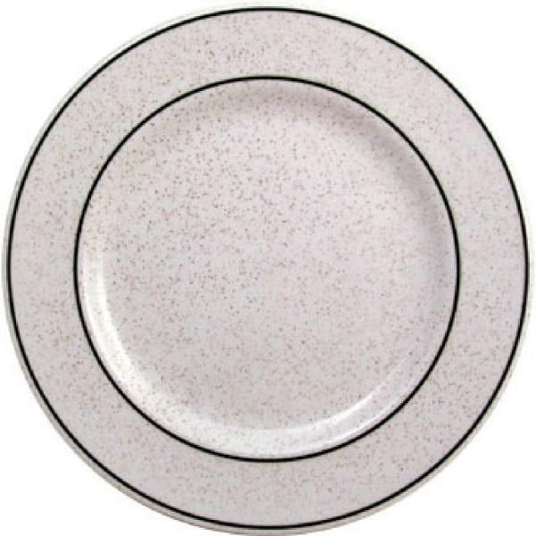 "Grasmere Classic Plate - 10"" (Box 24) (Direct)-0"