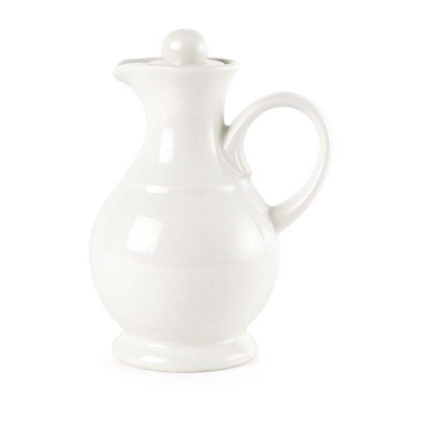 White Vinegar/Oil Bottle - 6oz (Box 6)-0