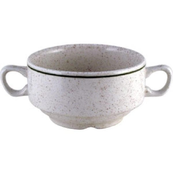 Grasmere Soup Bowl with Handles 14oz (Box 24) (Direct)-0