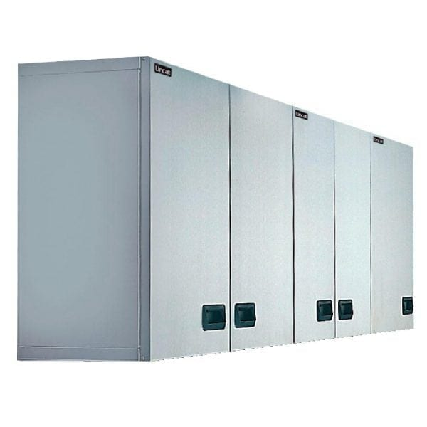 Lincat Wall Cupboard Double 600x750x300x26 (Direct)-0