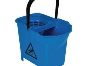 Mop Bucket Complete Blue - 3 parts