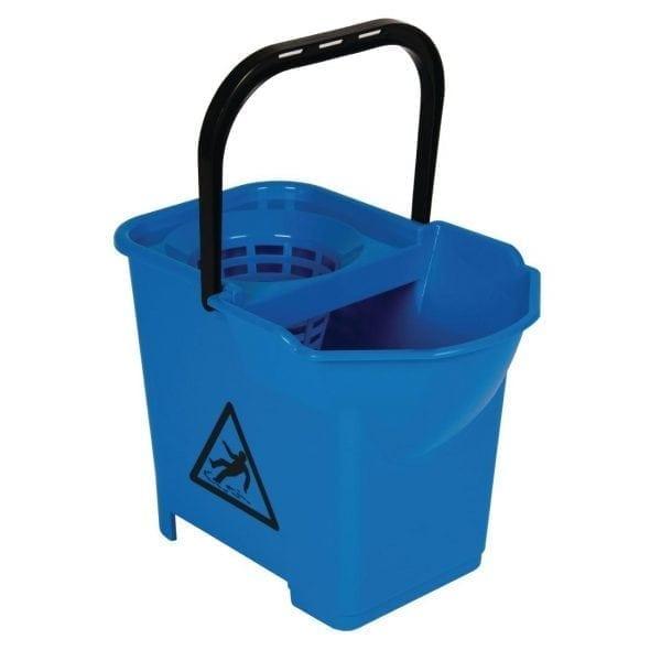 Mop Bucket Complete Blue - 3 parts