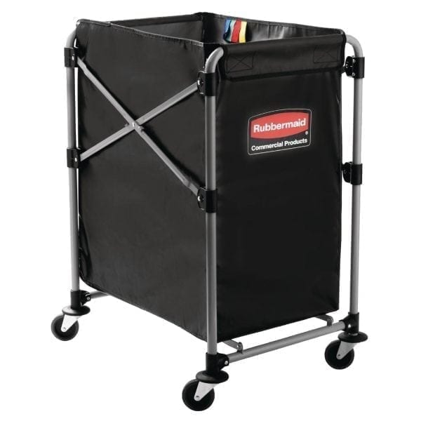 Rubbermaid X-Cart Frame - 150Ltr & Bag-0