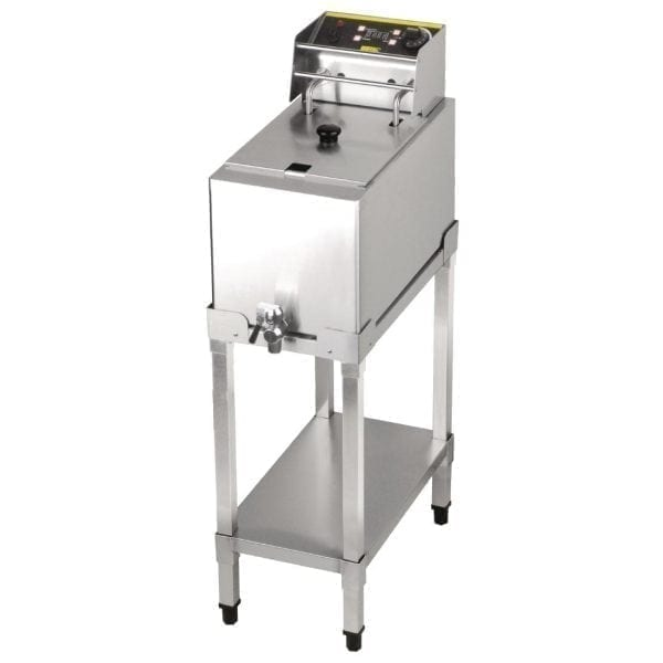 Buffalo 8Ltr Single Fryer 6kW with stand-0