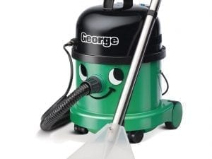 Numatic George Wet and Dry Vacuum Cleaner - 1060watt