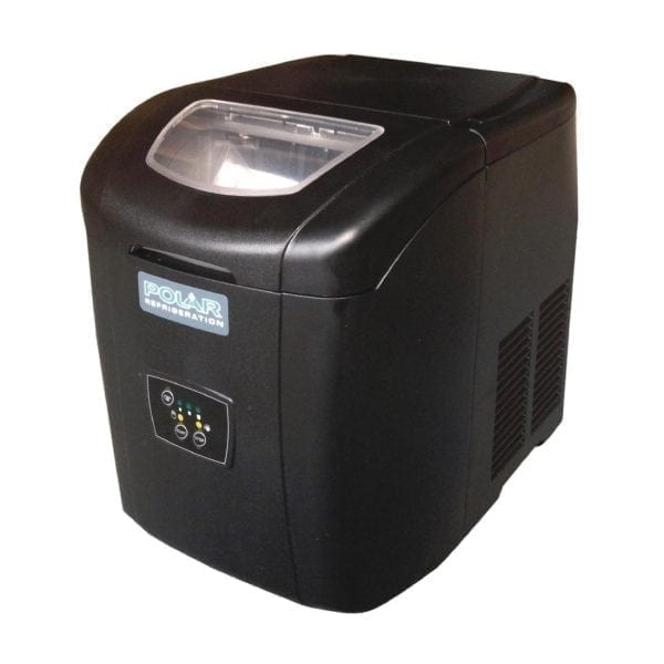 Polar Manual Fill Ice Cube Maker - Max output 11kg/24hr-0