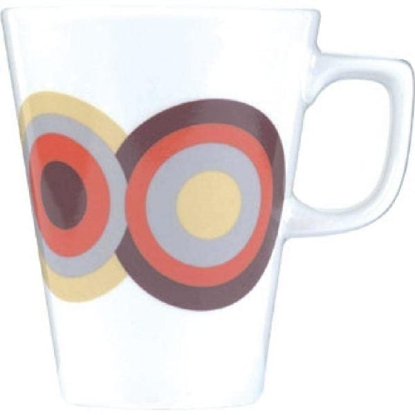 Vibe Carnaby Latte Mug - 12oz (Pack 12) (Direct)-0
