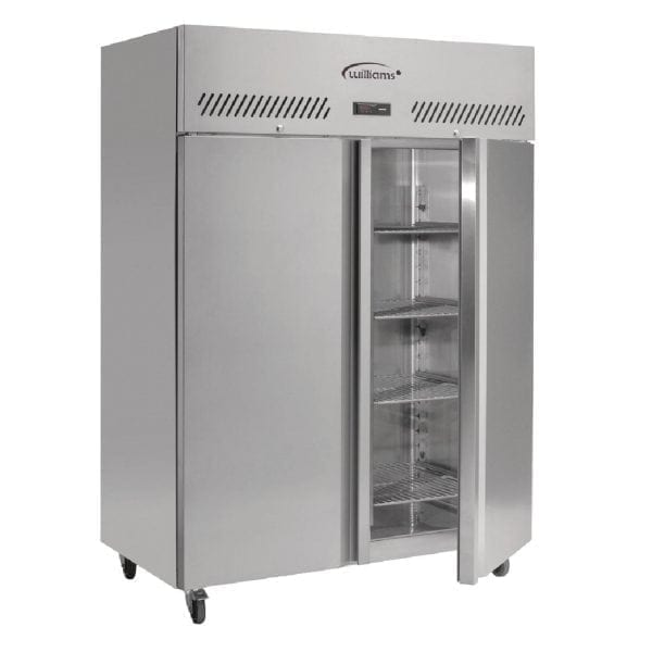 Williams Jade 2 Door 1295Ltr Cabinet Freezer R404a (St/St Ext/Alu Int) (Direct)-0