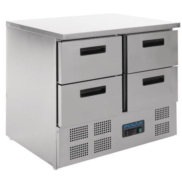 Polar 4 Drawer Counter (UK)-0