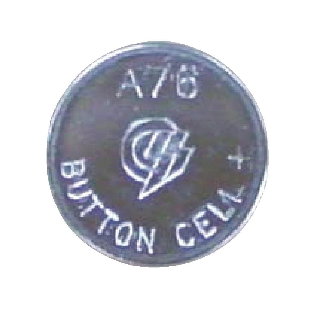 GP Button Battery 'LR44' (A76) (Single)-0