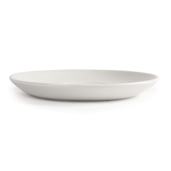 "Ultimo Large Coupe Saucer - 160mm 6 1/4"" (Box 24)-0"