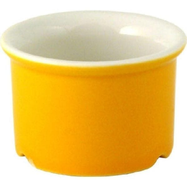 Snack Attack Yellow Dipper Pot 1.5oz (Box 24) (Direct)-0