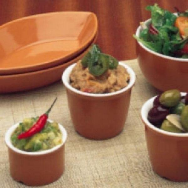 Terracotta Soup Bowl 19oz (Box 6) (Direct)-0