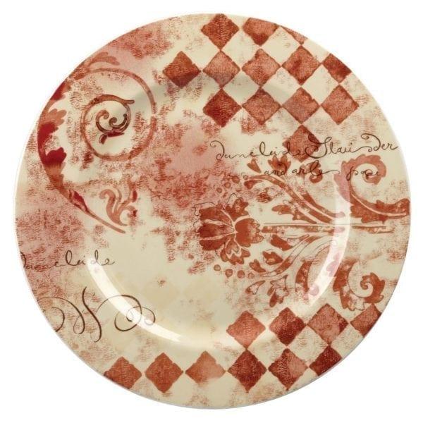 """Tuscany Service Plate 12.5"""" (Box 12) (Direct)-0"""